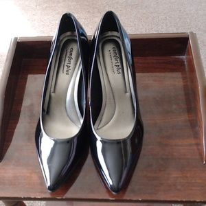 Predictions High Heels   Black   Shoe Size 6 ½ W